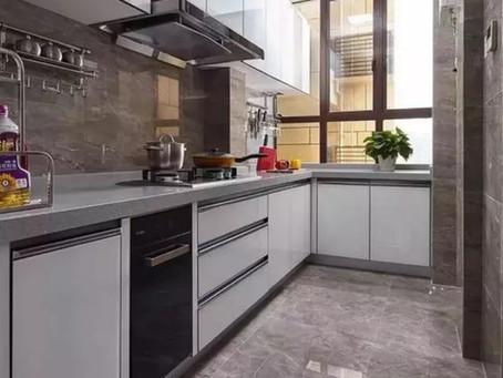 廚房美不美,主要看櫥櫃