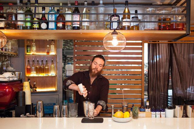 Austin Dean Bar Manager Chan Seattle