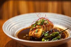 Soy Poached Black Cod Chan Seattle