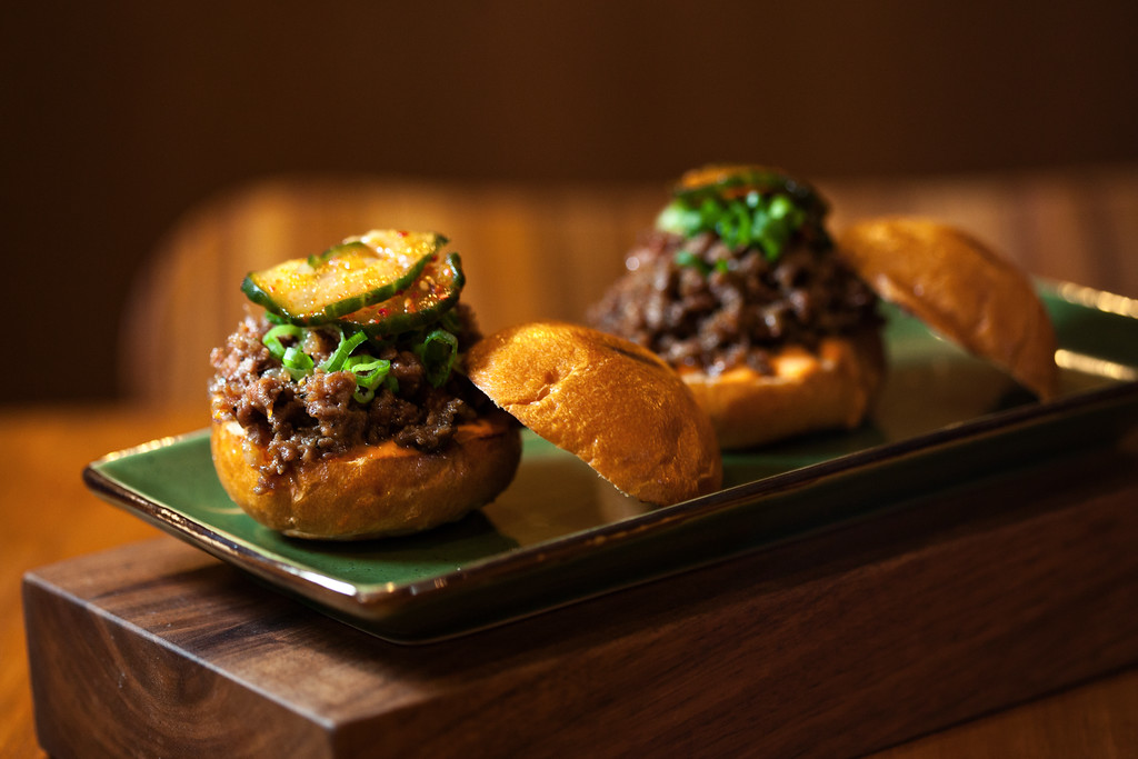 Bulgogi Sliders Chan Seattle
