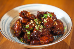 Korean Fried Chicken Chan Seattle