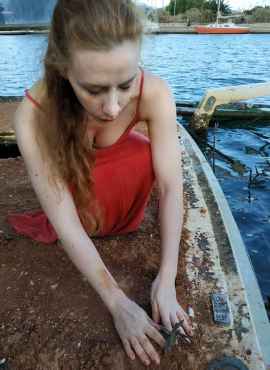 Creating a Floating Island