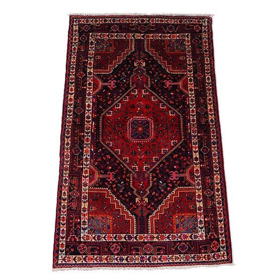 ペルシャ絨毯 トゥイセルカーン 183×110cm