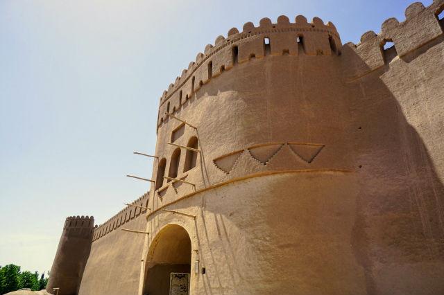 アルゲライエン 城門