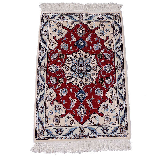ペルシャ絨毯 ナイン 9la 100×70cm