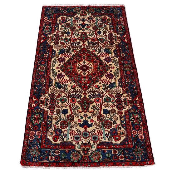 ペルシャ絨毯 ナハーヴァンド 255×145cm