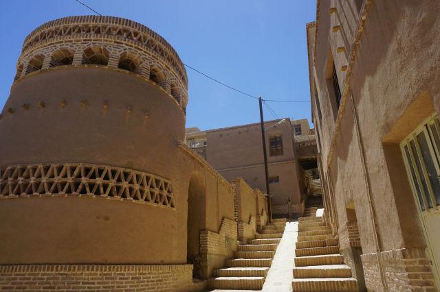 フールグ村 アルゲフールグ イランの村
