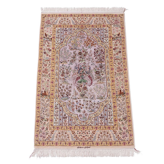 ペルシャ絨毯 イスファハン 170×110cm
