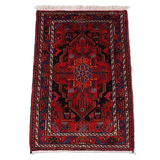 ペルシャ絨毯 トゥイセルカーン 130×90cm