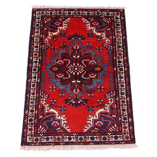 ペルシャ絨毯 タフレッシュ 150×110cm