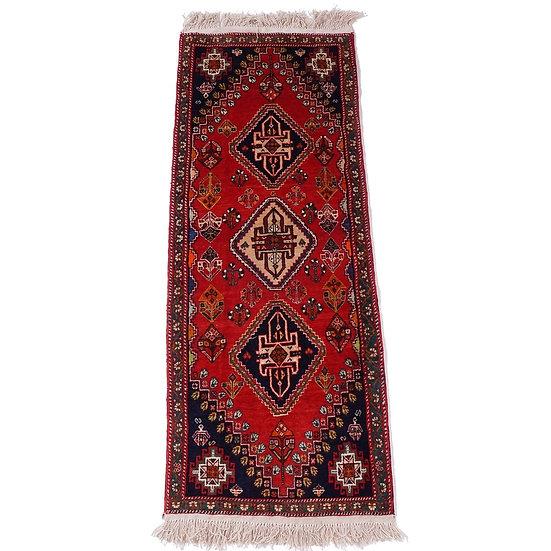 トライバルラグ カシュガイ 187×75cm