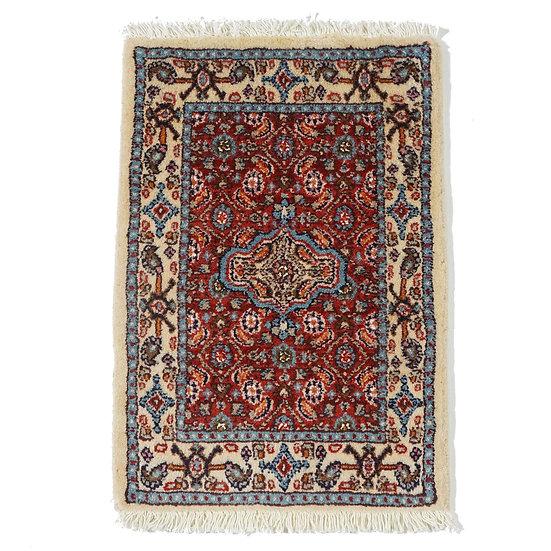 ペルシャ絨毯 ビールジャンド(ムード) 58×40cm