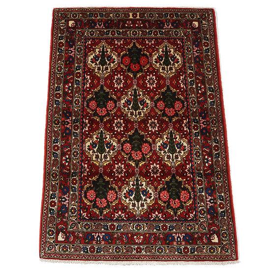 ペルシャ絨毯 バフティヤーリー 150×102cm