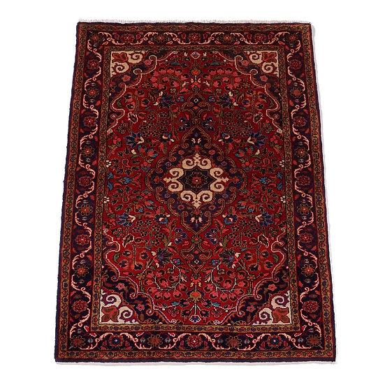ペルシャ絨毯 マラーイェル 148×112cm