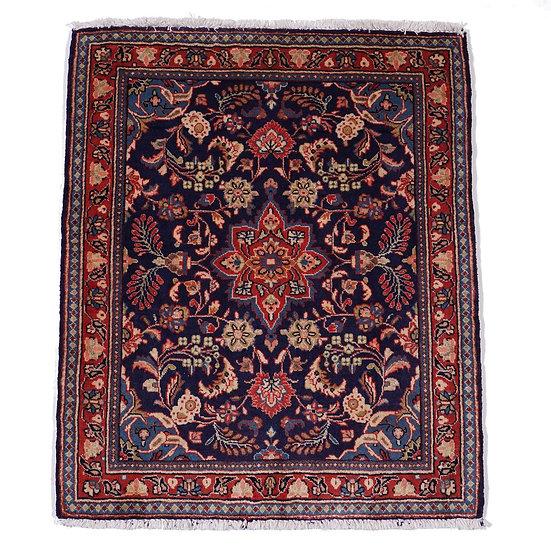 ペルシャ絨毯 サルーク 82×67cm