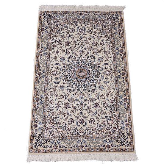 ペルシャ絨毯 ナイン 6la 157×100cm