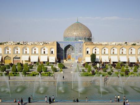 謹賀新年 そしてイランへ渡航のご連絡