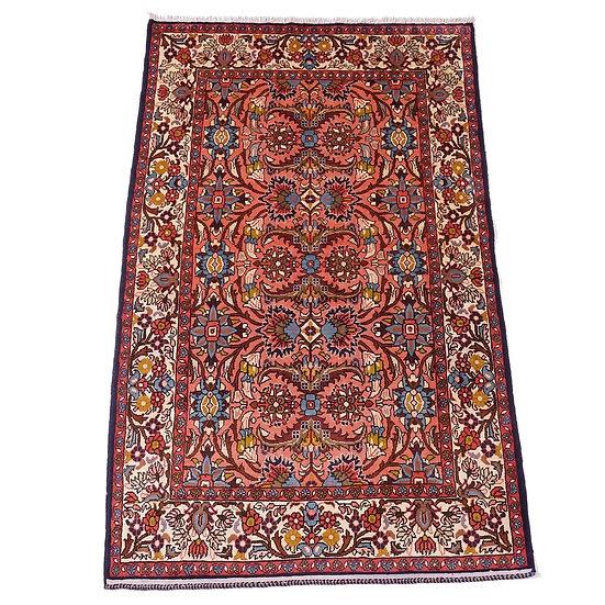 ペルシャ絨毯 タフレッシュ 200×127cm