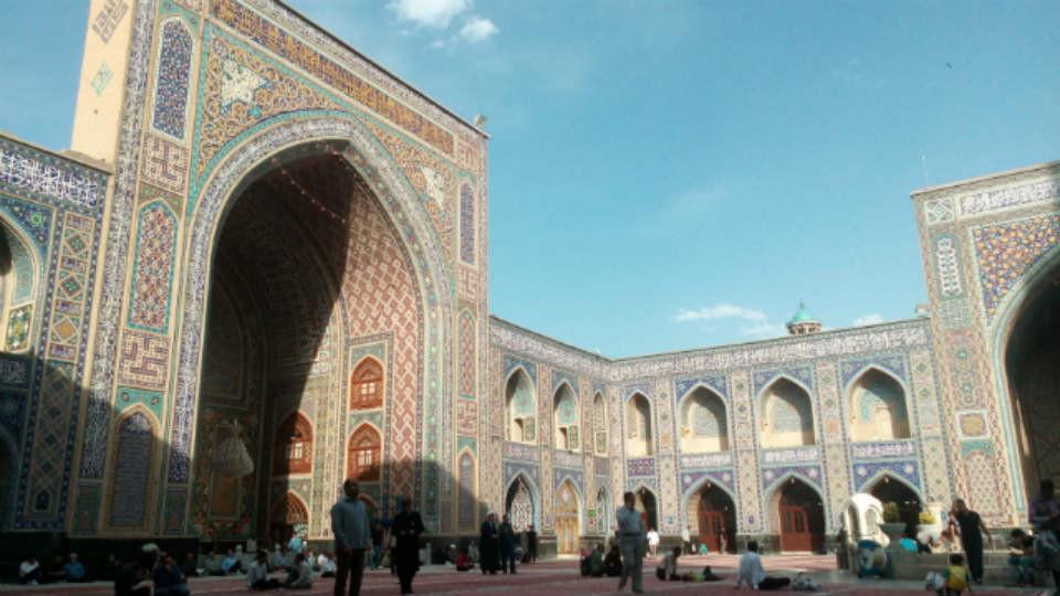ゴウハルシャードモスク