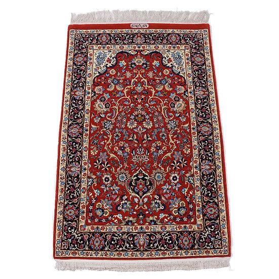 ペルシャ絨毯 カーシャーン 177×115cm