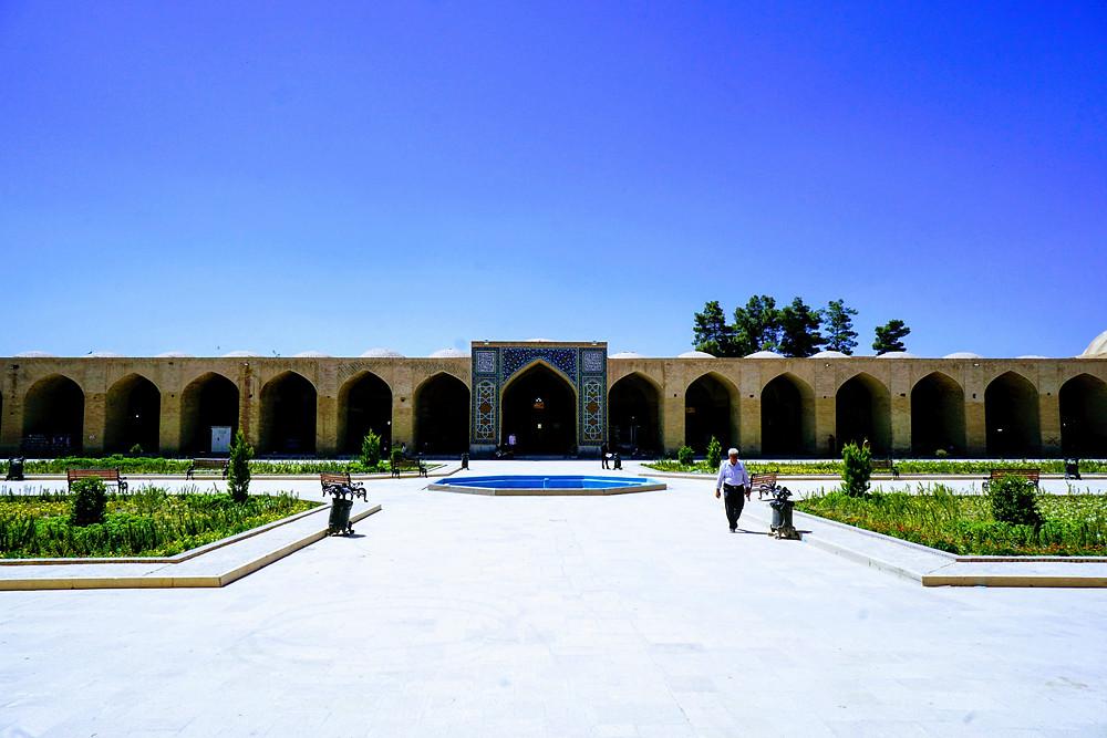 ケルマーン ガンジャリハーン イラン