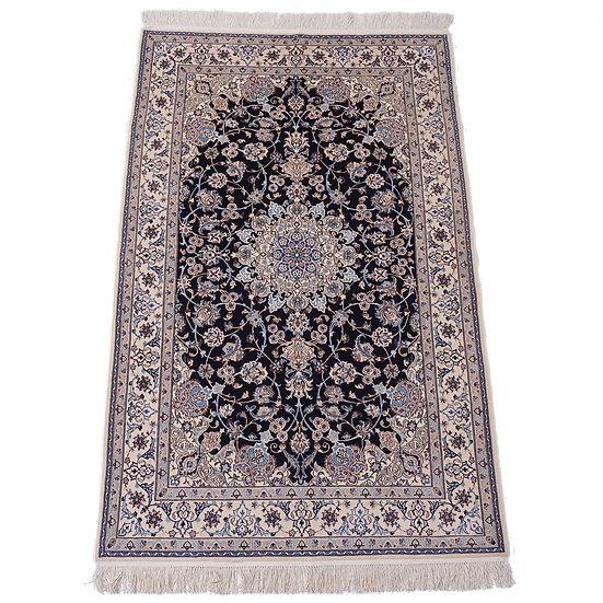 ペルシャ絨毯 ナイン 6la 205×130cm