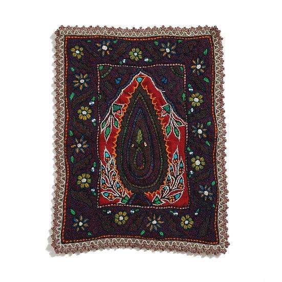 ケルマーン刺繍 パテ 40×30cm