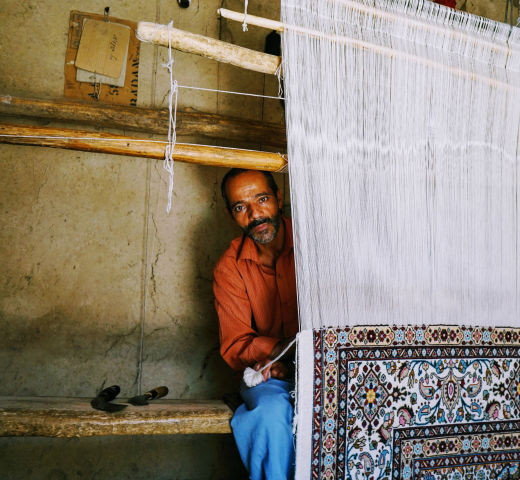 フールグの絨毯