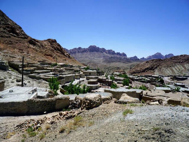 マーフーニーク村 イラン