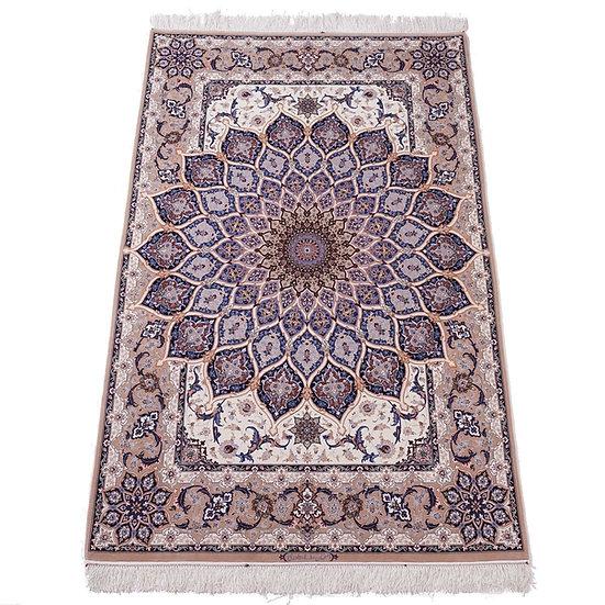 ペルシャ絨毯 イスファハン 210×138cm