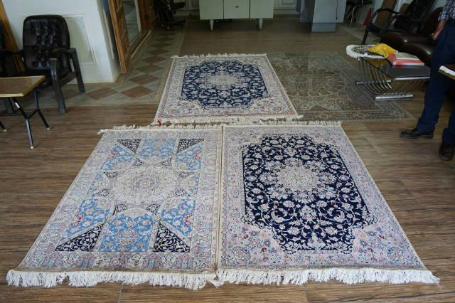 ナイン 絨毯