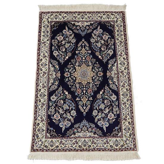 ペルシャ絨毯 ナイン 6la 140×90cm