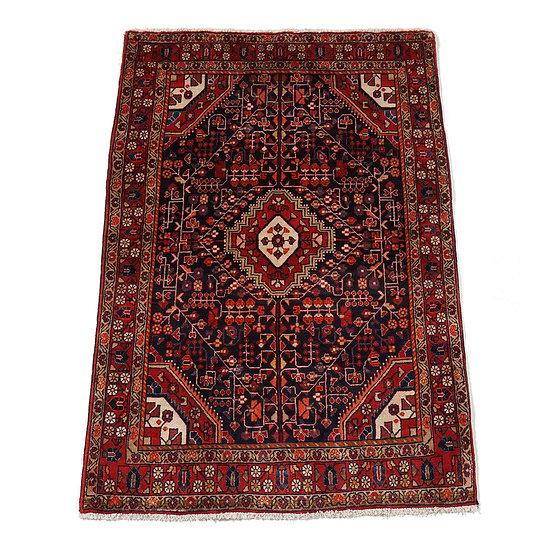 ペルシャ絨毯 ジョウザーン 167×115cm