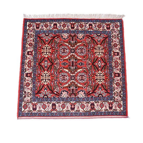 ペルシャ絨毯 タフレッシュ 127×135cm