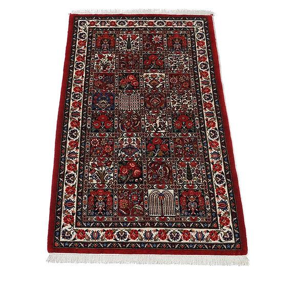 ペルシャ絨毯 バフティヤーリー 206×134cm