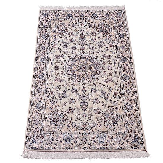 ペルシャ絨毯 ナイン 9la 197×128cm