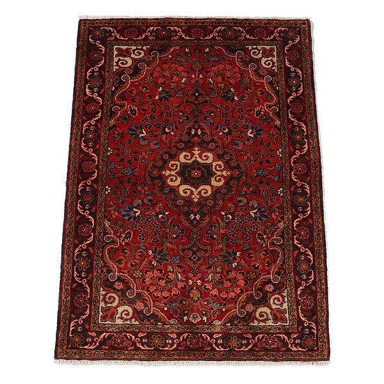 ペルシャ絨毯 マラーイェル 152×100cm