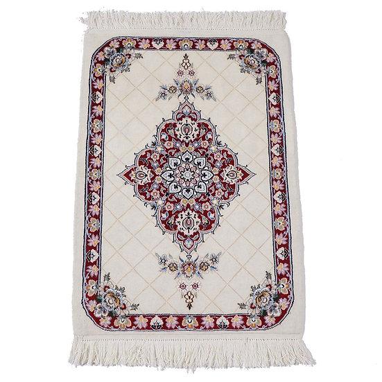 ペルシャ絨毯 ナイン 9la 90×65cm