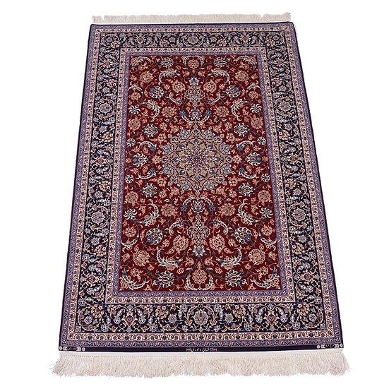 ペルシャ絨毯 イスファハン 234×157cm