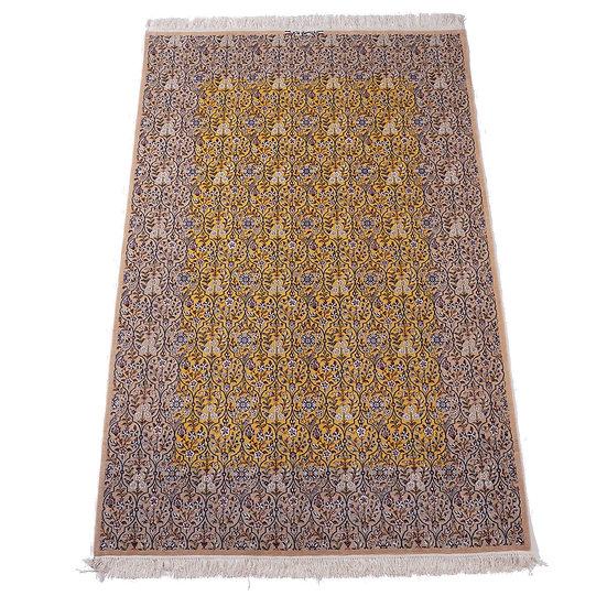 ペルシャ絨毯 ナイン 6la 235×155cm