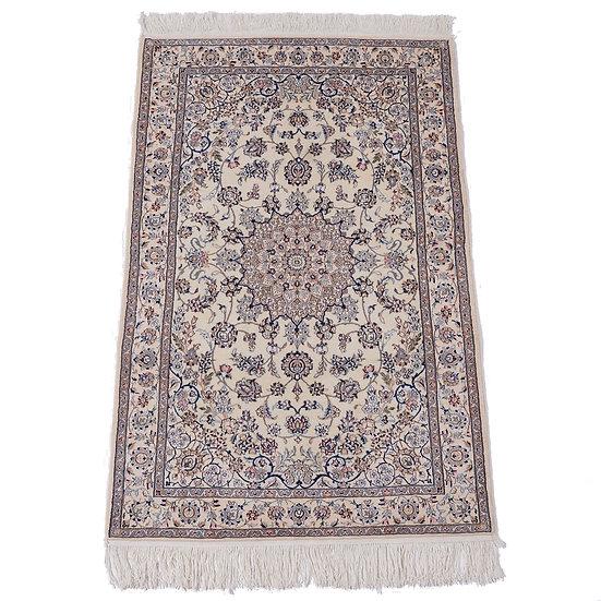 ペルシャ絨毯 ナイン 6la 149×98cm