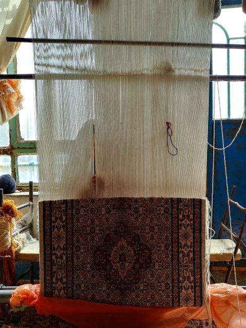 ネフバンダーン 絨毯織