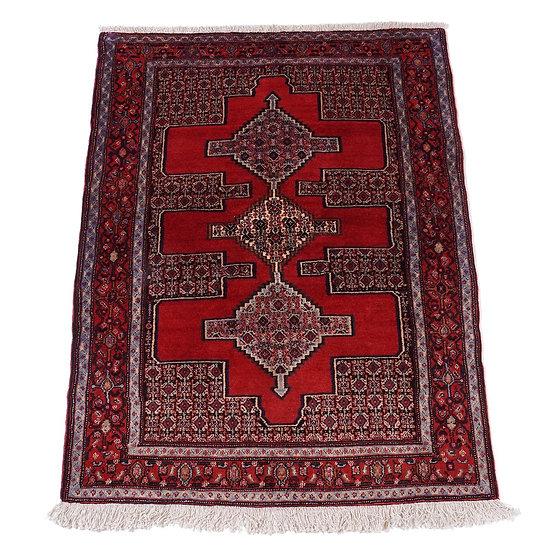 ペルシャ絨毯 サナンダジ 164×130cm