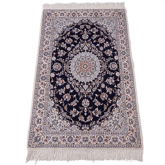 ペルシャ絨毯 ナイン 9la 204×130cm