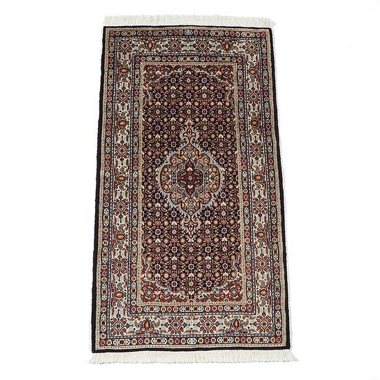 ペルシャ絨毯 ビールジャンド(ムード) 138×76cm