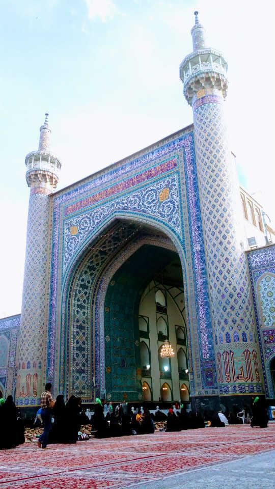 ゴウハルシャードモスク マシュハド