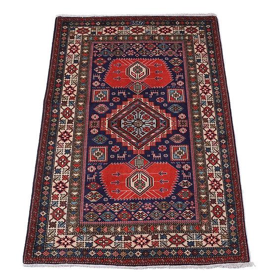 ペルシャ絨毯 アルダビール 142×102cm