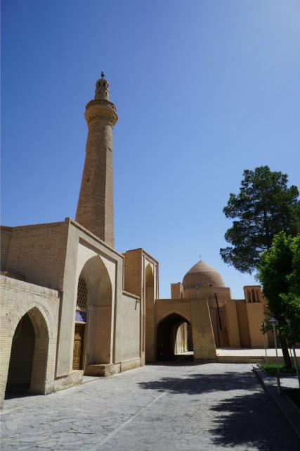 ナイン 金曜モスク