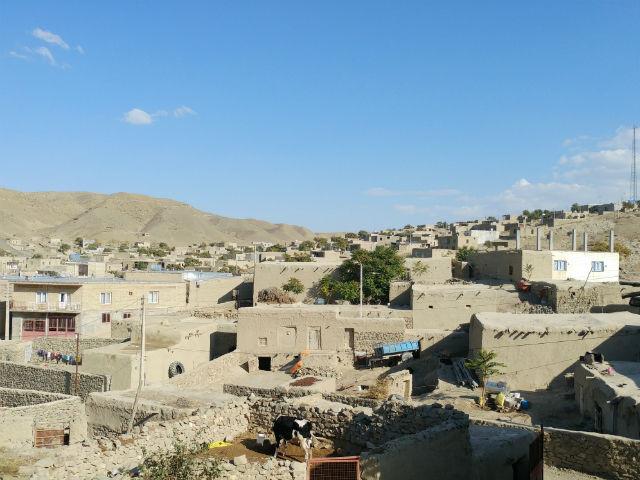ドゥイドフ村の風景