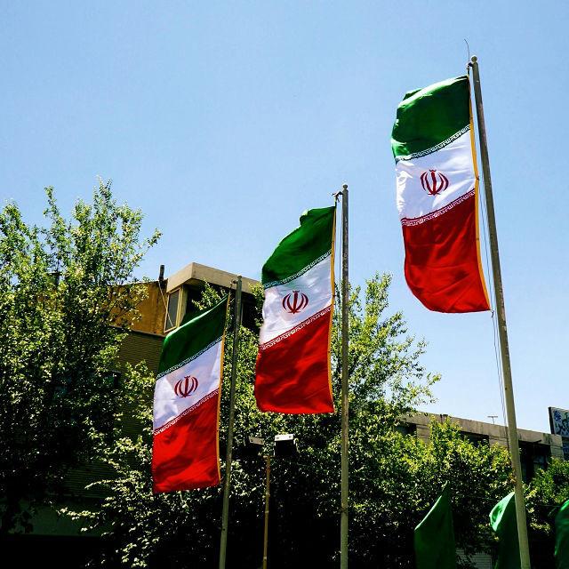 イラン国旗